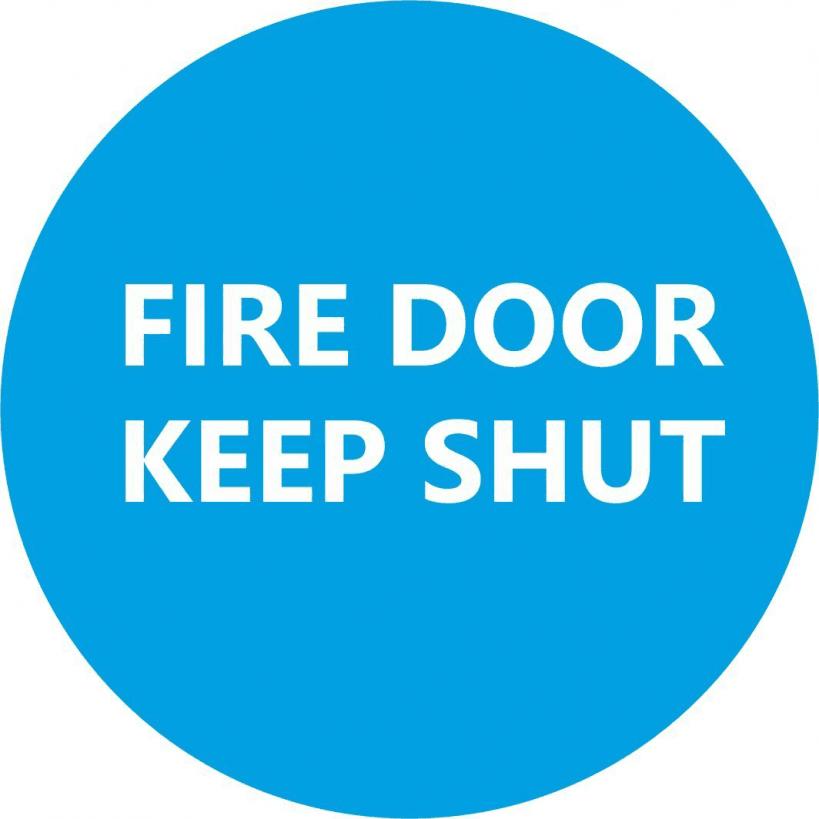 Fire Door Stickers School Reward Stickers