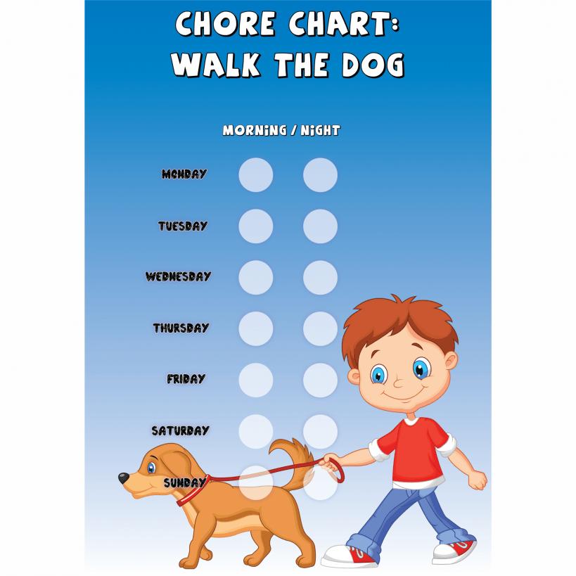 How To Make Dogs Do Chores