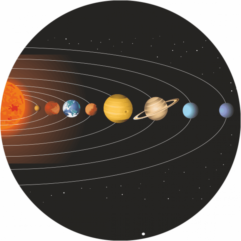 Solar System Stickers | Stickers For Schools